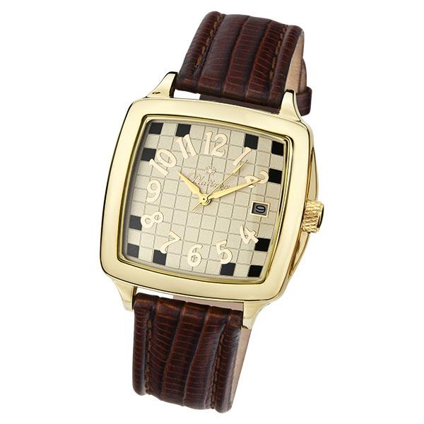 Мужские золотые часы «Вихрь» Арт.: 40460.427