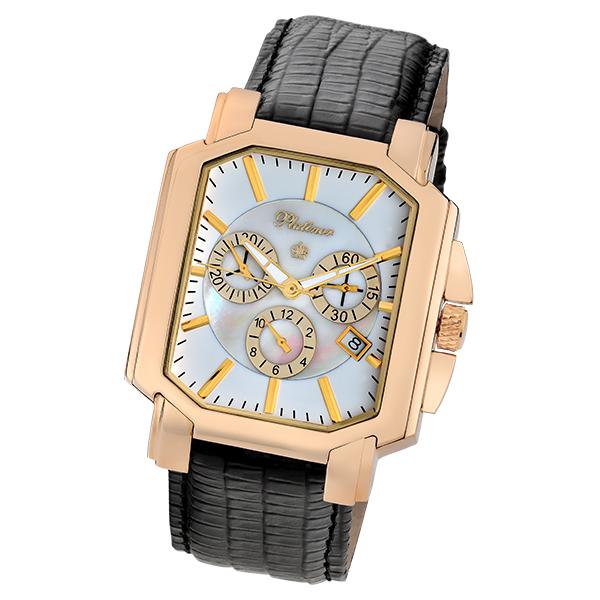 Мужские золотые часы «Флагман» Арт.: 40650.107
