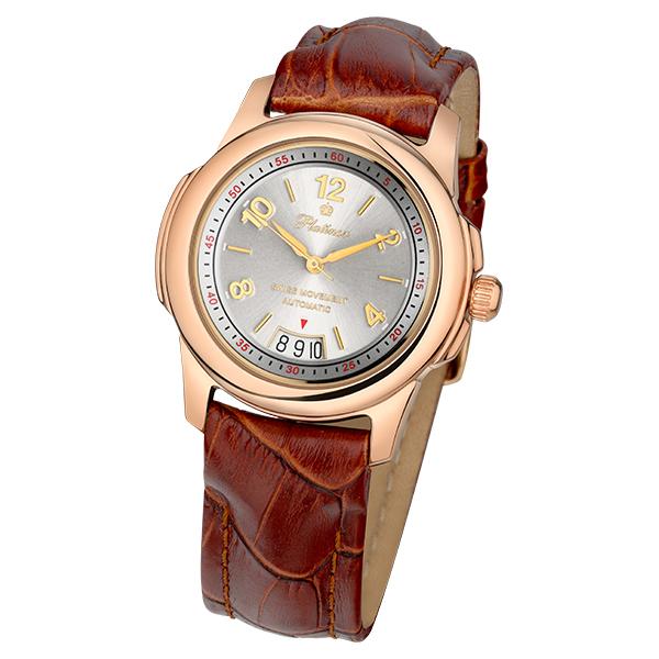 Мужские золотые часы «Монако» Арт.: 41250.206