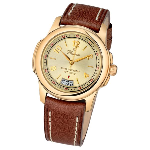 Мужские золотые часы «Монако» Арт.: 41250.406