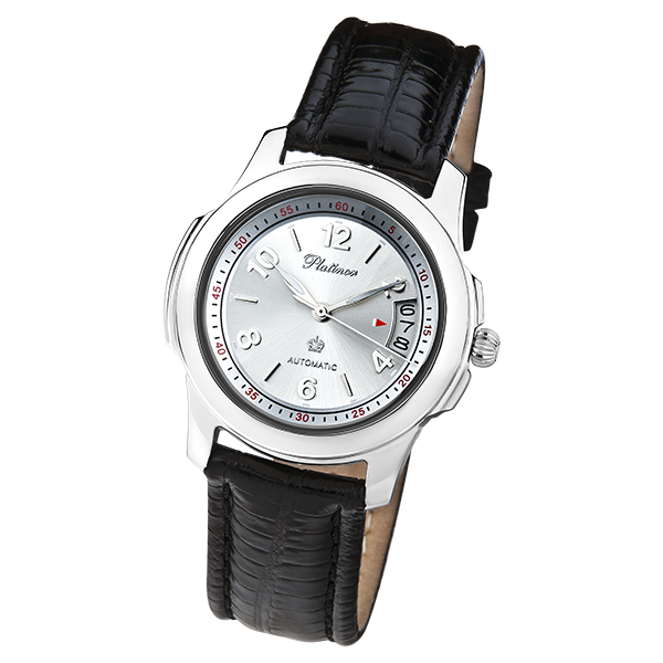 Мужские серебряные часы «Монако» Арт.: 41300.205