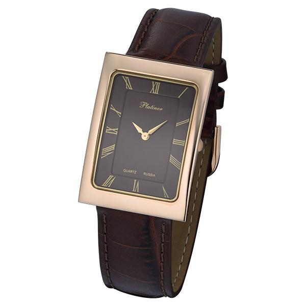 Мужские золотые часы «Атлантида» Арт.: 46050.715 (46030.715)