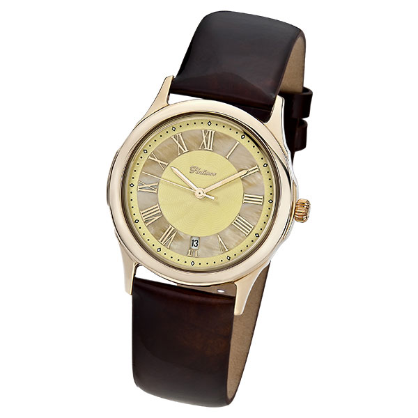 Мужские золотые часы «Рандеву» Арт.: 46250.417