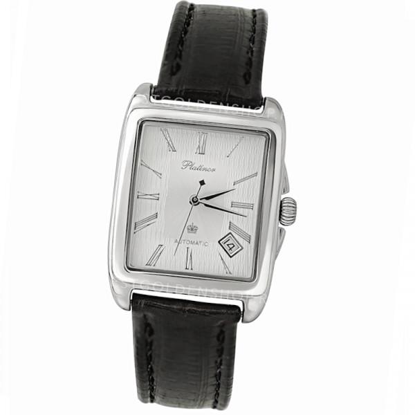 Мужские серебряные часы «Лидер» Арт.: 46600.221
