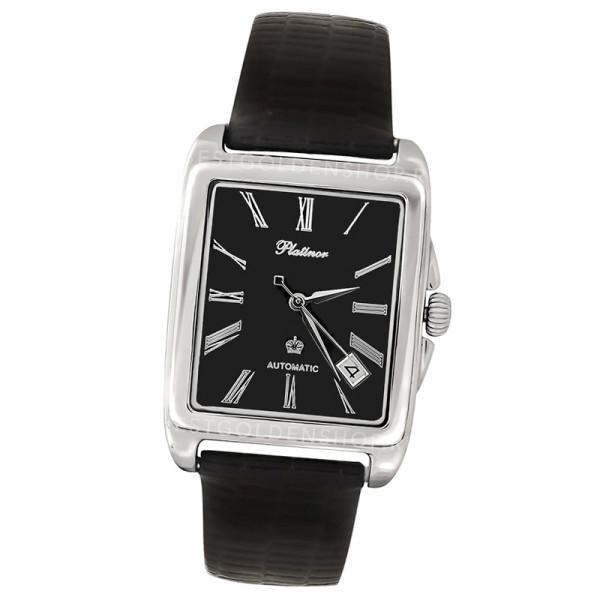 Мужские серебряные часы «Лидер» Арт.: 46600.515