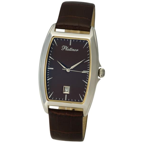 Мужские серебряные часы «Бостон» Арт.: 47700.703