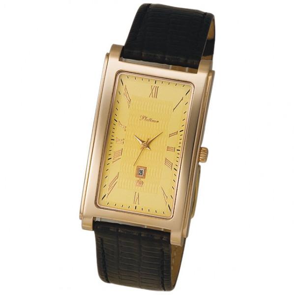 Мужские золотые часы «Мюнхен» Арт.: 48550.421
