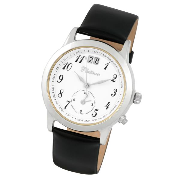 Мужские серебряные часы «Сальвадор 3» Арт.: 49100.105