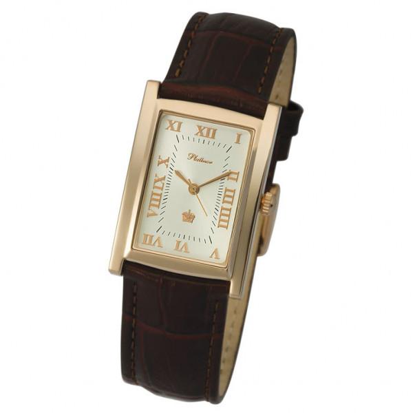 Мужские золотые часы «Одиссей» Арт.: 50250.215