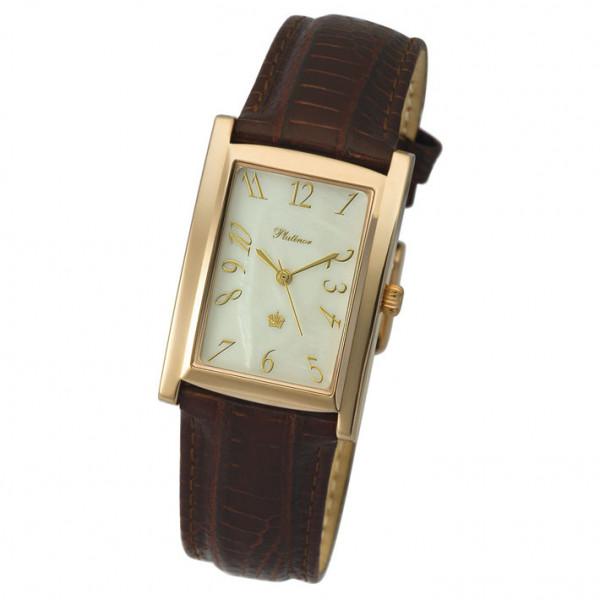 Мужские золотые часы «Одиссей» Арт.: 50250.305