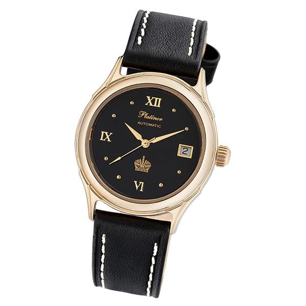 Мужские золотые часы «Сатурн» Арт.: 50350.516