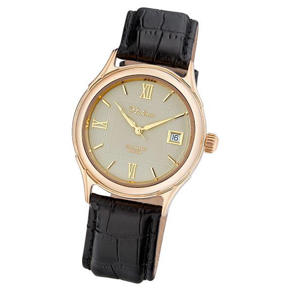 Мужские золотые часы «Сатурн» Арт.: 50350.820