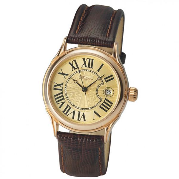 Мужские золотые часы «Юпитер» Арт.: 50450.433