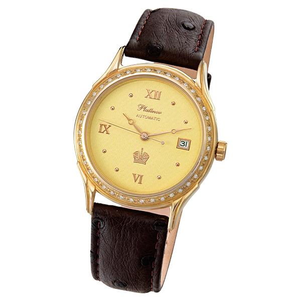 Мужские золотые часы «Юпитер» Арт.: 50451А.422