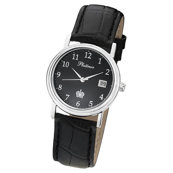 Мужские серебряные часы «Витязь» Арт.: 50600.505