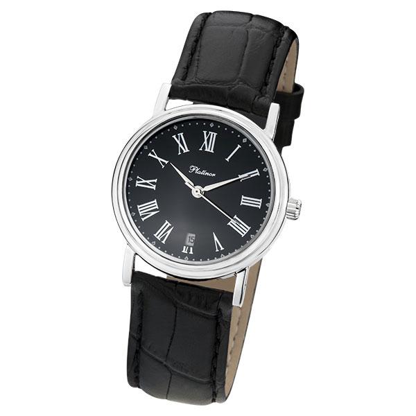Мужские серебряные часы «Витязь» Арт.: 50600.515