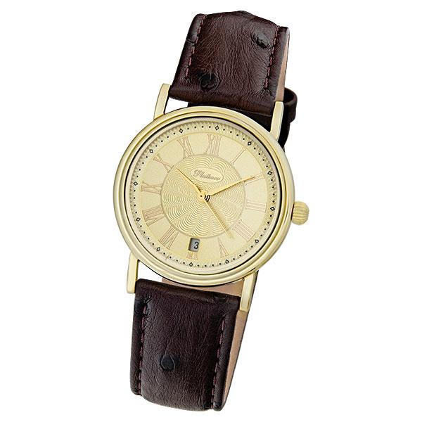 Мужские золотые часы «Витязь» Арт.: 50660.421