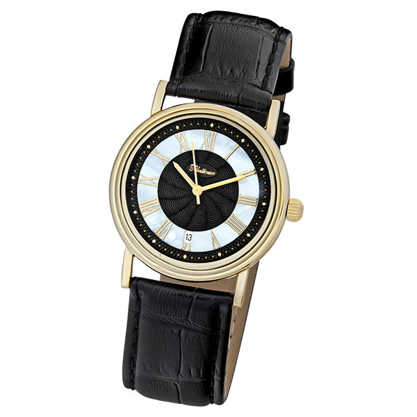 Мужские золотые часы «Витязь» Арт.: 50660.517