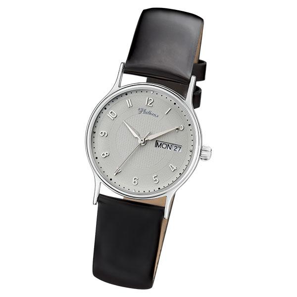 Мужские серебряные часы «Восход» Арт.: 50700.210