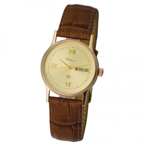 Мужские золотые часы «Восход» Арт.: 50750.416