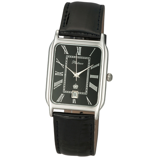 Мужские серебряные часы «Манхэттен» Арт.: 50800.520