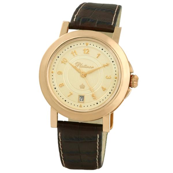 Мужские золотые часы «Авиатор» Арт.: 50950.411