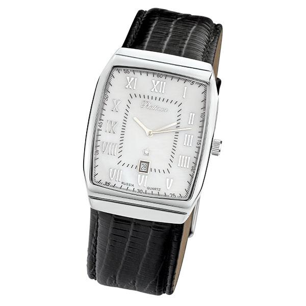 Мужские серебряные часы «Байкал» Арт.: 51300.115