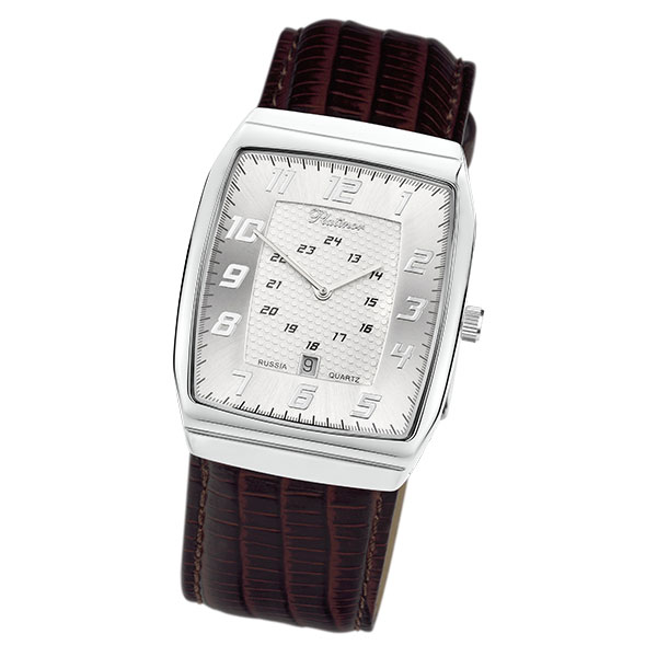 Мужские серебряные часы «Байкал» Арт.: 51300.207