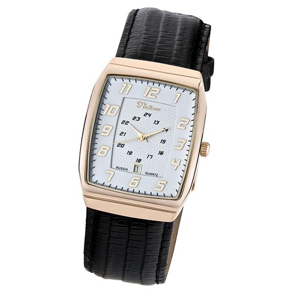 Мужские золотые часы «Байкал» Арт.: 51350.107