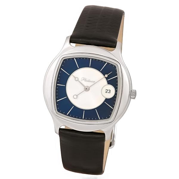 Мужские серебряные часы «Восток» Арт.: 52200.607