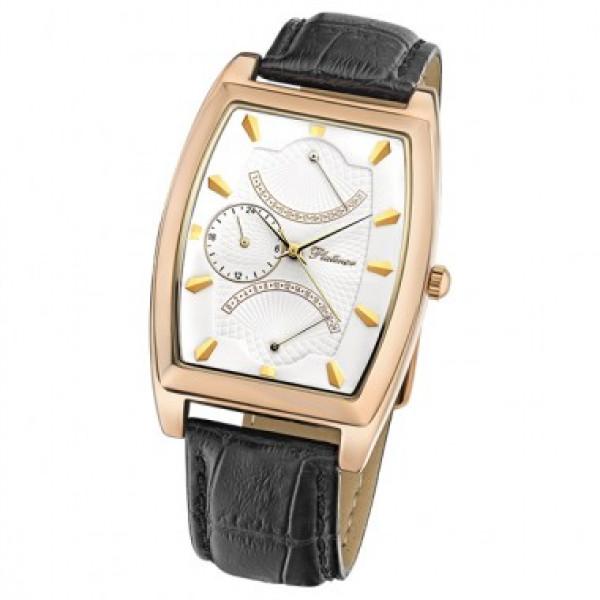 Мужские золотые часы «Дипломат» Арт.: 52550.104