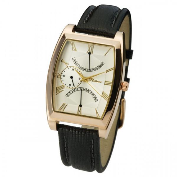 Мужские золотые часы «Дипломат» Арт.: 52550.221