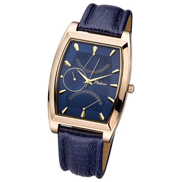 Мужские золотые часы «Дипломат» Арт.: 52550.604