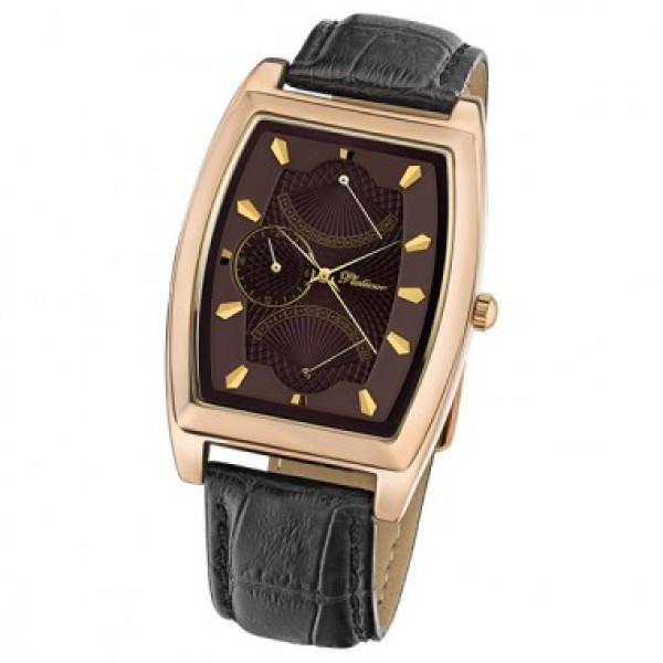 Мужские золотые часы «Дипломат» Арт.: 52550.704