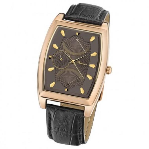 Мужские золотые часы «Дипломат» Арт.: 52550.904