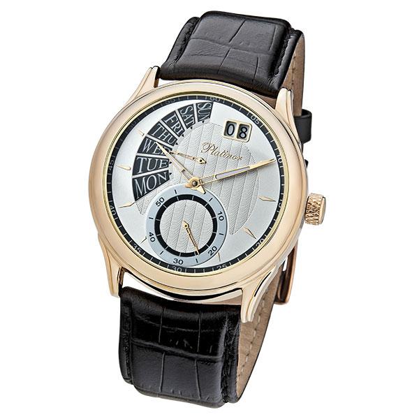 Мужские золотые часы «Посейдон» Арт.: 52750.228