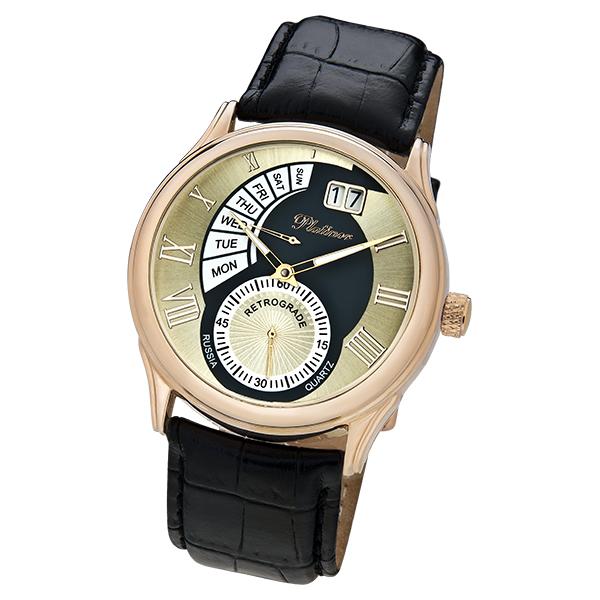 Мужские золотые часы «Посейдон» Арт.: 52750.417