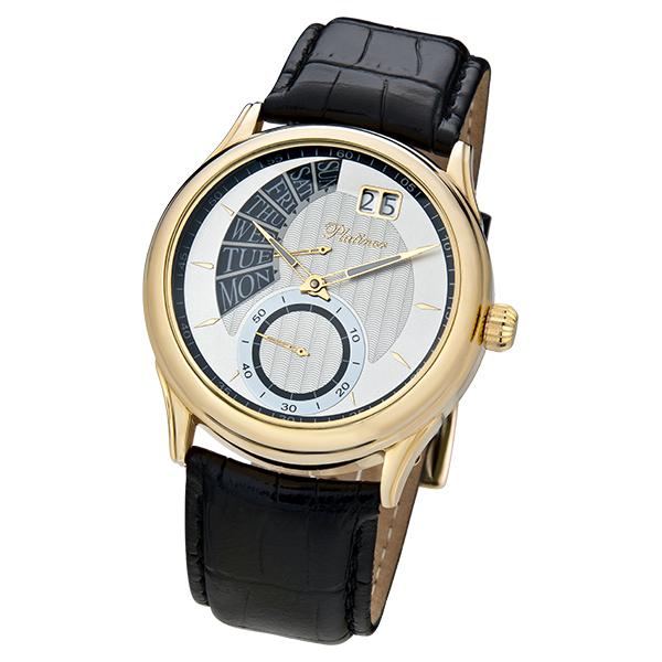 Мужские золотые часы «Посейдон» Арт.: 52760.228