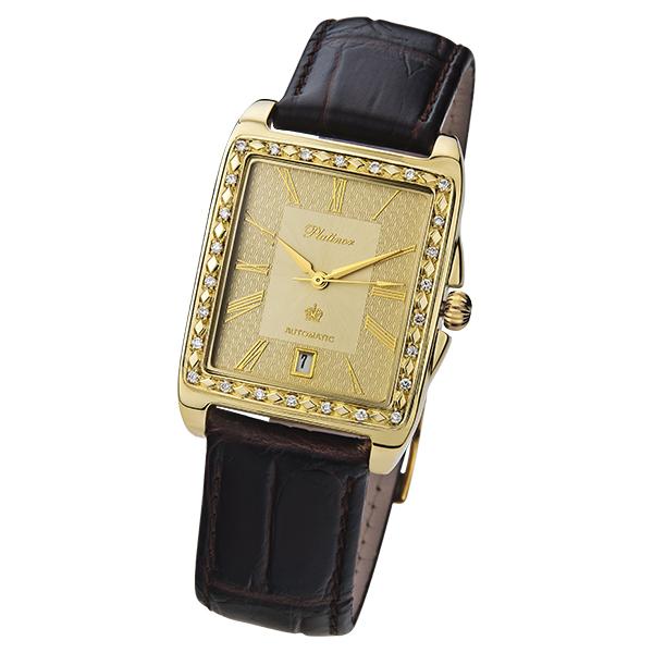 Мужские золотые часы «Лидер» Арт.: 52961AM.421