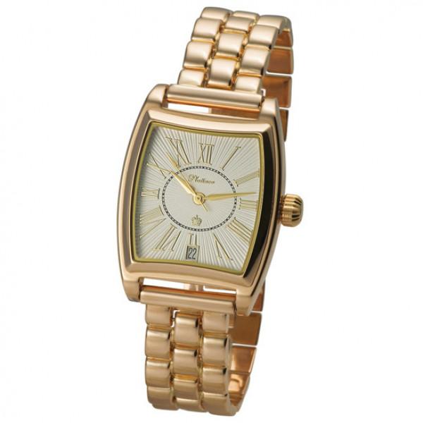 Мужские золотые часы «Старт» Арт.: 53050.121 на браслете Арт.: 58217