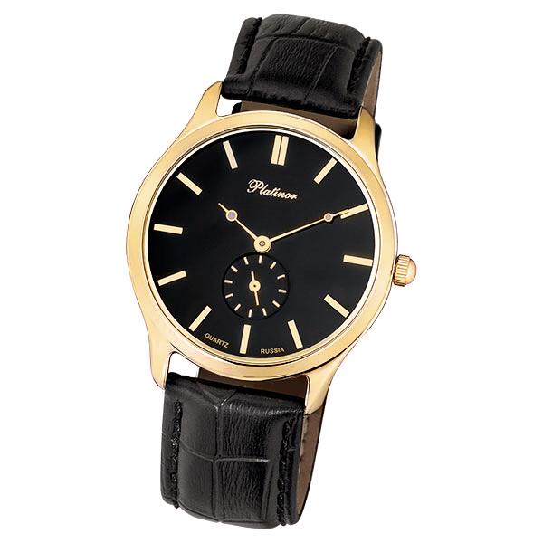 Мужские золотые часы «Гольфстрим» Арт.: 532630.503