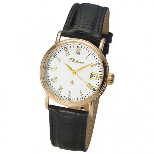 Мужские золотые часы «Нептун» Арт.: 53550.115