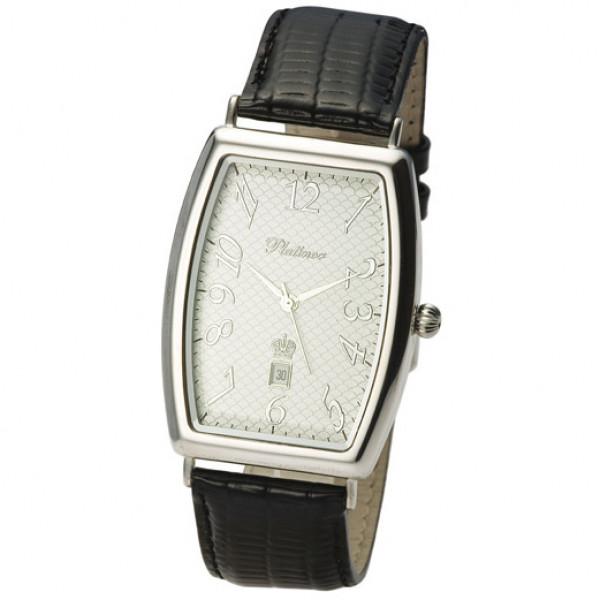 Мужские серебряные часы «Балтика» Арт.: 54000.111