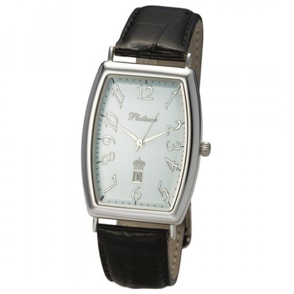 Мужские серебряные часы «Балтика» Арт.: 54000.305