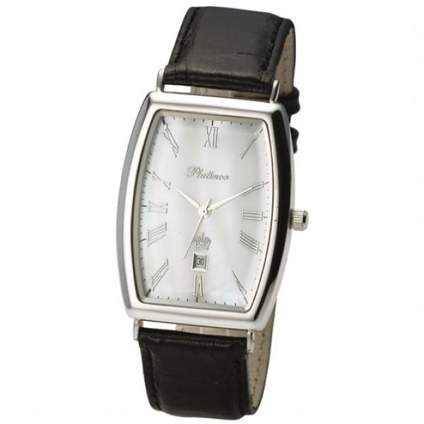 Мужские серебряные часы «Балтика» Арт.: 54000.315