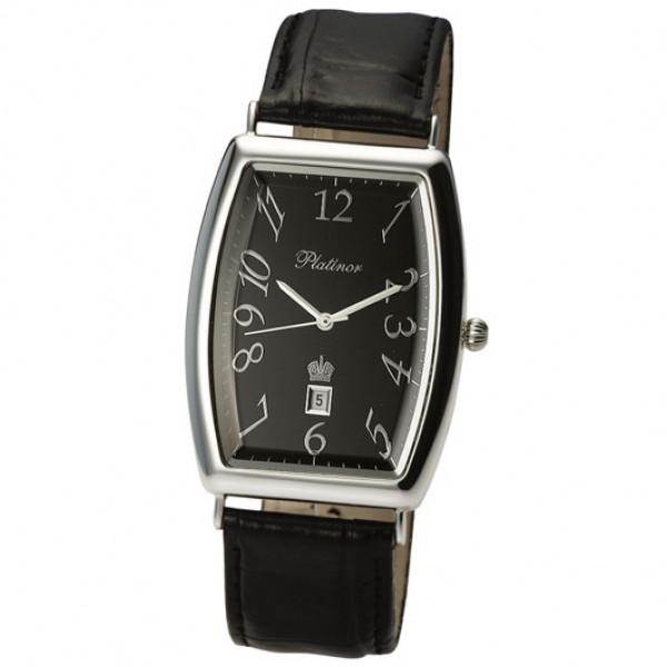 Мужские серебряные часы «Балтика» Арт.: 54000.505
