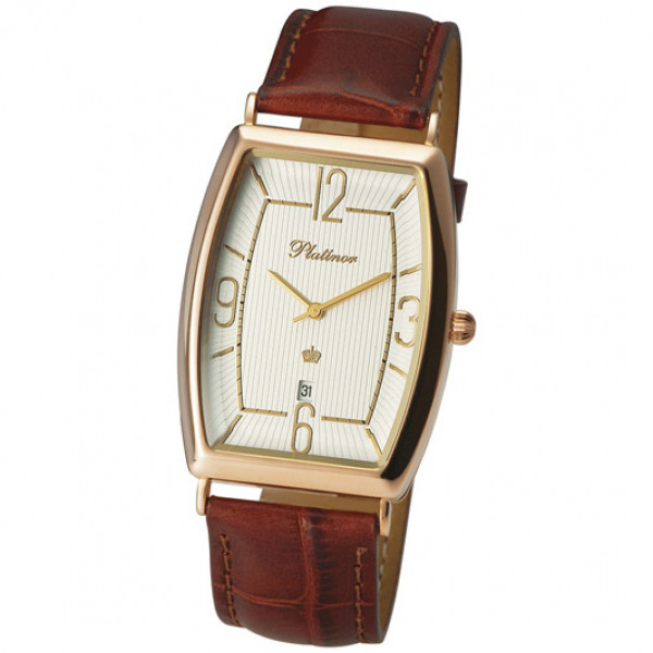 Мужские золотые часы «Балтика» Арт.: 54050.210