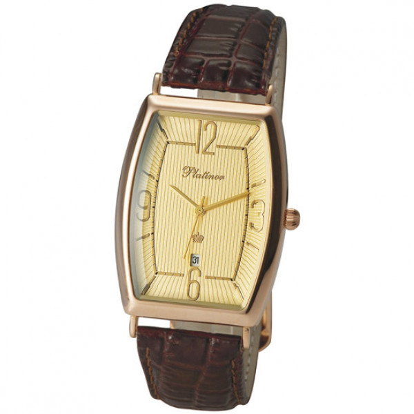 Мужские золотые часы «Балтика» Арт.: 54050.410