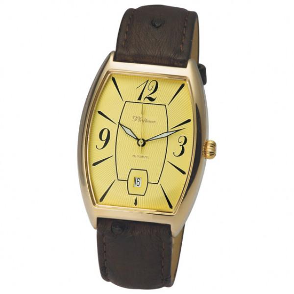 Мужские золотые часы «Океан» Арт.: 54150.406