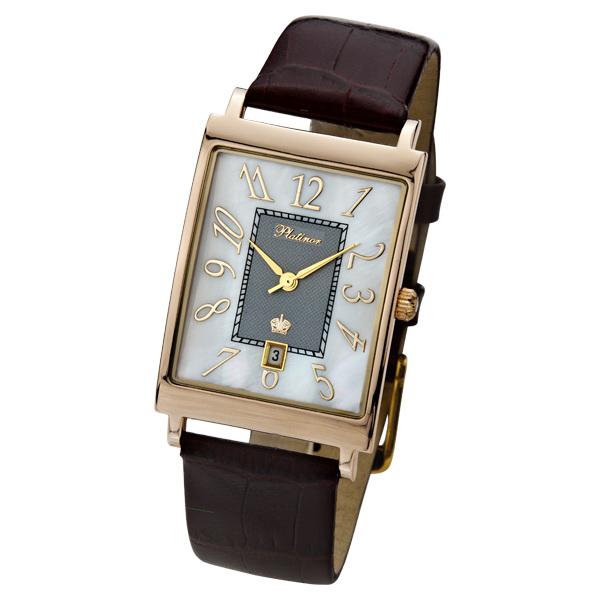 Мужские золотые часы «Кредо 2» Арт.: 54350-1.307